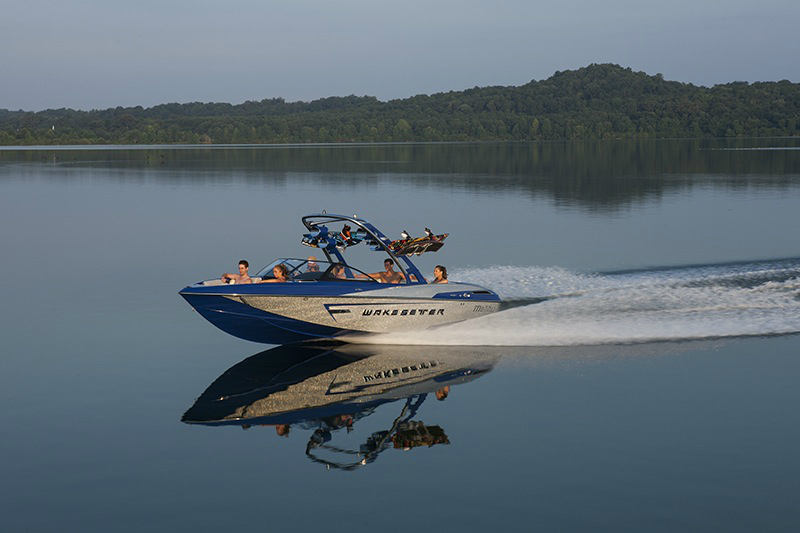 towboats malibu markets the response wakesetter and ride models as