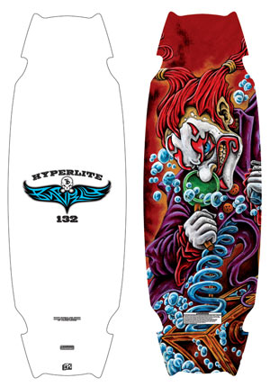 2005 Hyperlite 132 Wakeboard