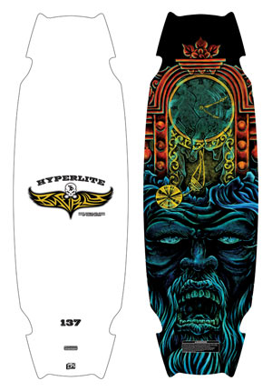 2005 Hyperlite 137 Wakeboard