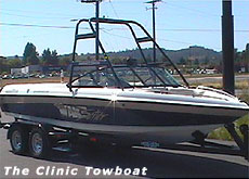 Clinic Towboat