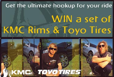 KMC and Toyo Giveaway