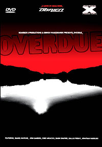 Overdue DVD Cover