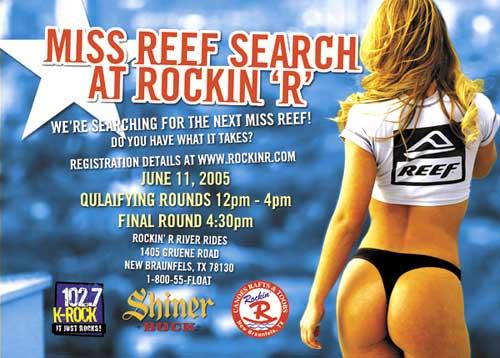 2005 Miss Reef