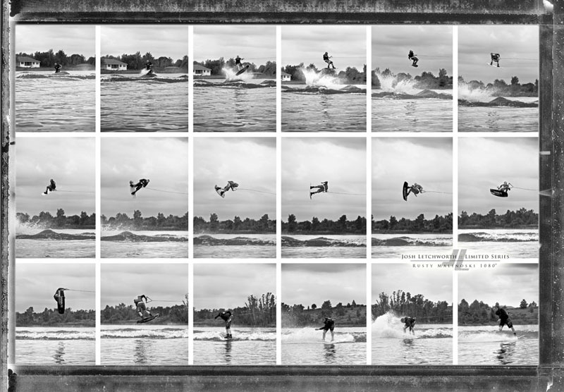 Danny Harf Wakeboard Poster w//Free Parks Poster