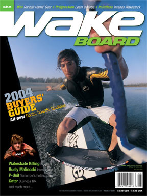 Wakeboard Canada Cover