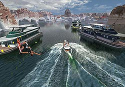 Wakeboarding Unleashed Screenshot