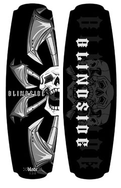 Blindside Blade 138 Wakeboard